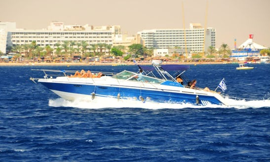 Charter A Monte Carlo Motor Yacht In Eilat, Israel