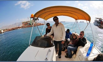 Private Cruise Yacht in Eliat