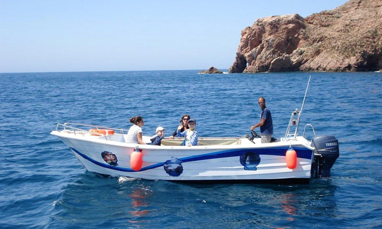 Charter 20' Crystal Center Console in Nazaré, Portugal
