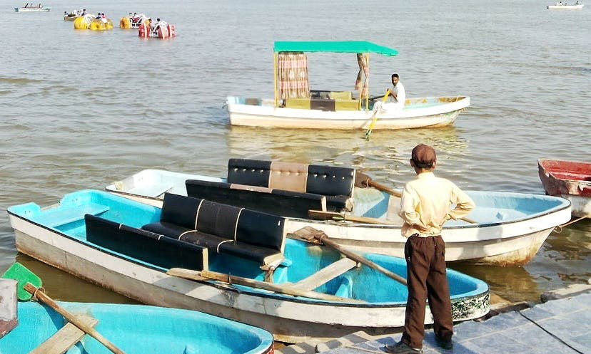 Rent a Row Boat in Islamabad, Pakistan