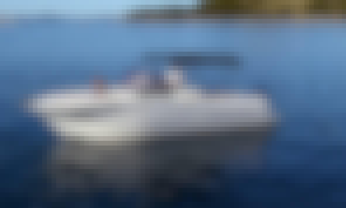 Rent 24' Baco Motor Yacht in Tribunj, Croatia