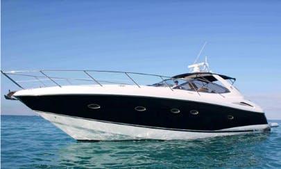 Charter 44' Sunseeker Portofino Motor Yacht in Marciana Marina, Italy