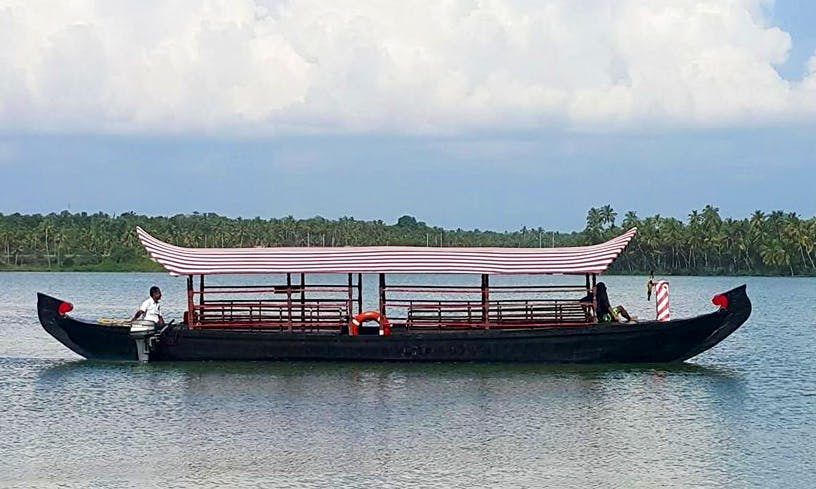 Charter a Traditional Boat in Kappil, Kerala