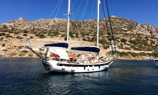 Ketch Sleep Aboard Rental In Marmaris, Muğla Turkey