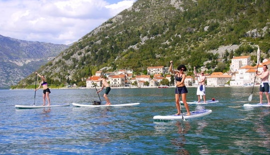 Enjoy Stand Up Paddleboard In Castries, Saint Lucia
