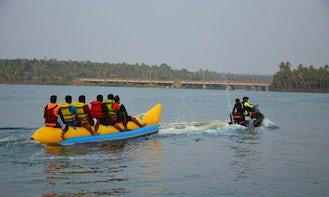 Banana Boat Rides in Kappil, Kerala