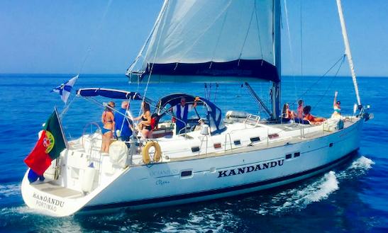 Charter 53' Kandandu Cruising Monohull In Albufeira, Portugal