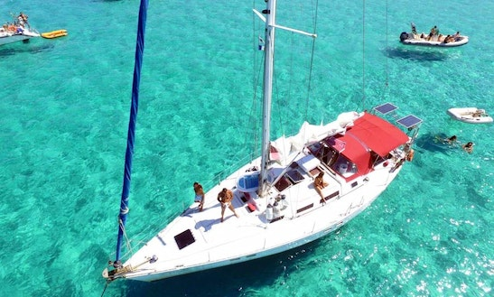 Charter 51' Sun Odyssey Cruising Monohull In Colle D'orano, Italy