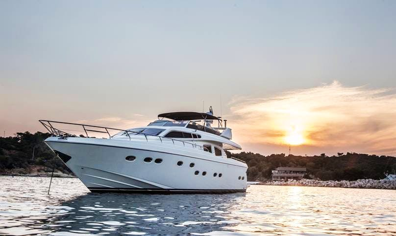 Charter M/Y Posillipo Power Mega Yacht in Athina, Greece