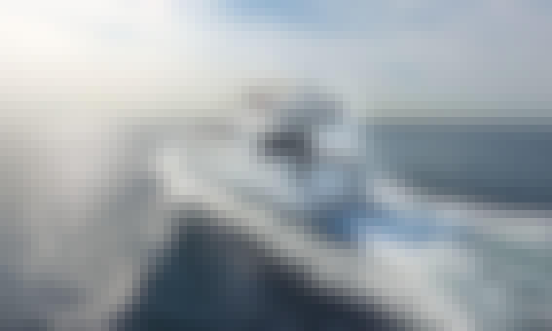 Charter 67' M/Y Posillipo Technema Power Mega Yacht in Patra, Greece