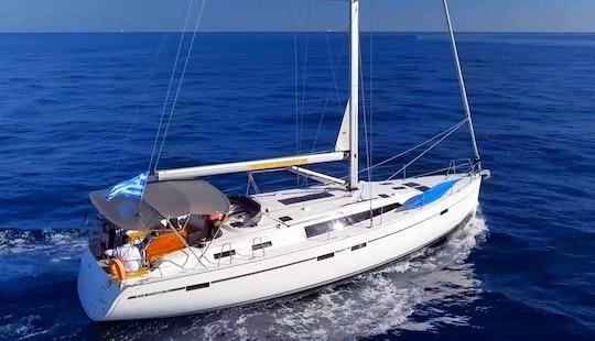 Charter A 51' Bavaria Cruising Monohull Rodos, Greece