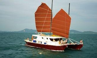 Catamaran Day Cruise in Phuket for larger groups