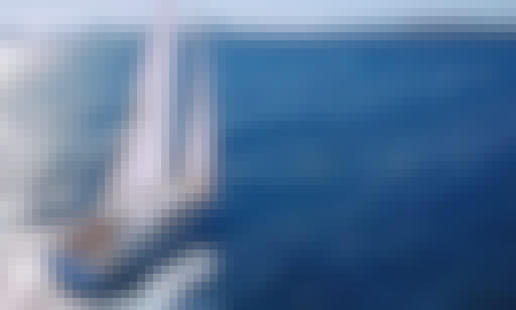 Charter a 46' Bavaria Cruising Monohull Rodos, Greece