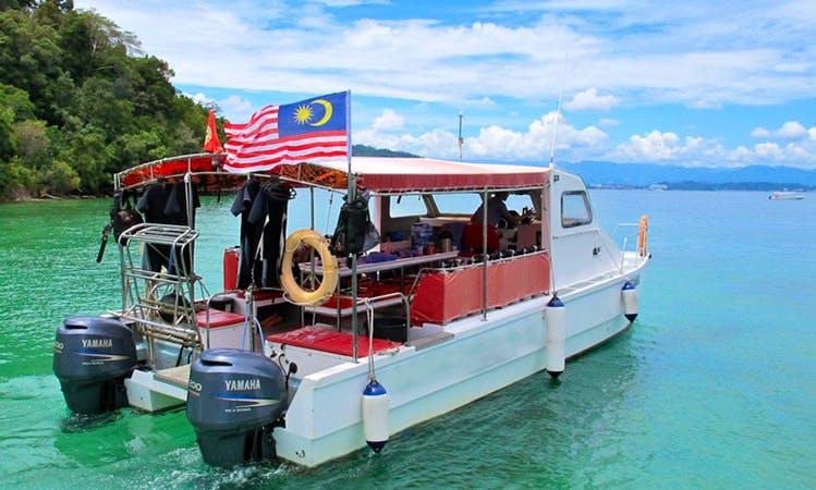 Scuba Diving in Kota Kinabalu, Sabah, Malaysia | Borneo Dream Dive Shop
