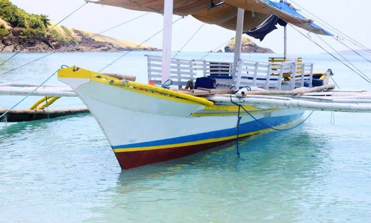 Eco Tour by Traditional Boat for 20 People in Vinzons, Philippines