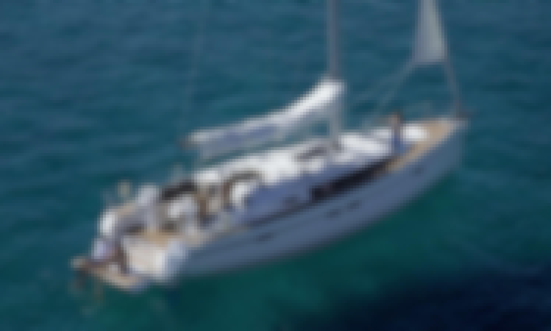 Charter a 46' Gemini Cruising Monohull Rodos, Greece