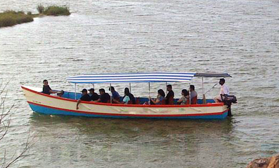 Captained Boat Tours From Poovar!