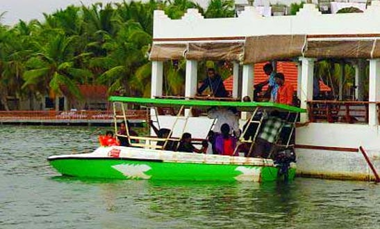 See Poovar, India By Boat