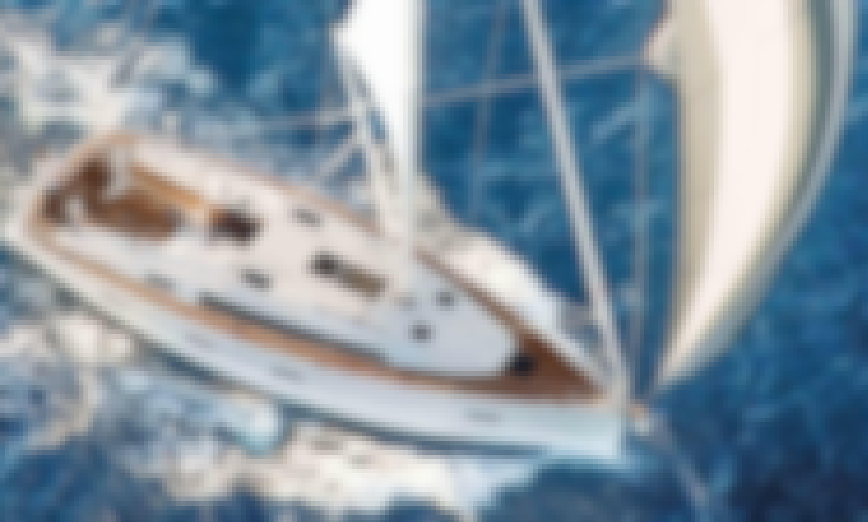 Charter a 41' Bavaria Cruising Monohull Rodos, Greece