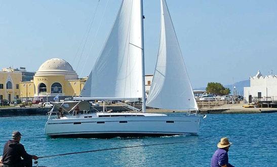 Charter A 41' Harmonia Cruising Monohull Rodos, Greece