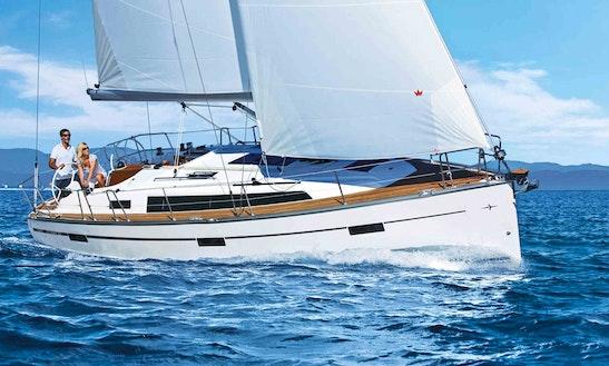 Charter A 37' Bavaria Cruising Monohull Rodos, Greece