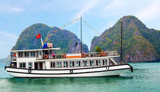 Halong Bay One Day Tour With We Go Cruises In Hanoi, Vietnam