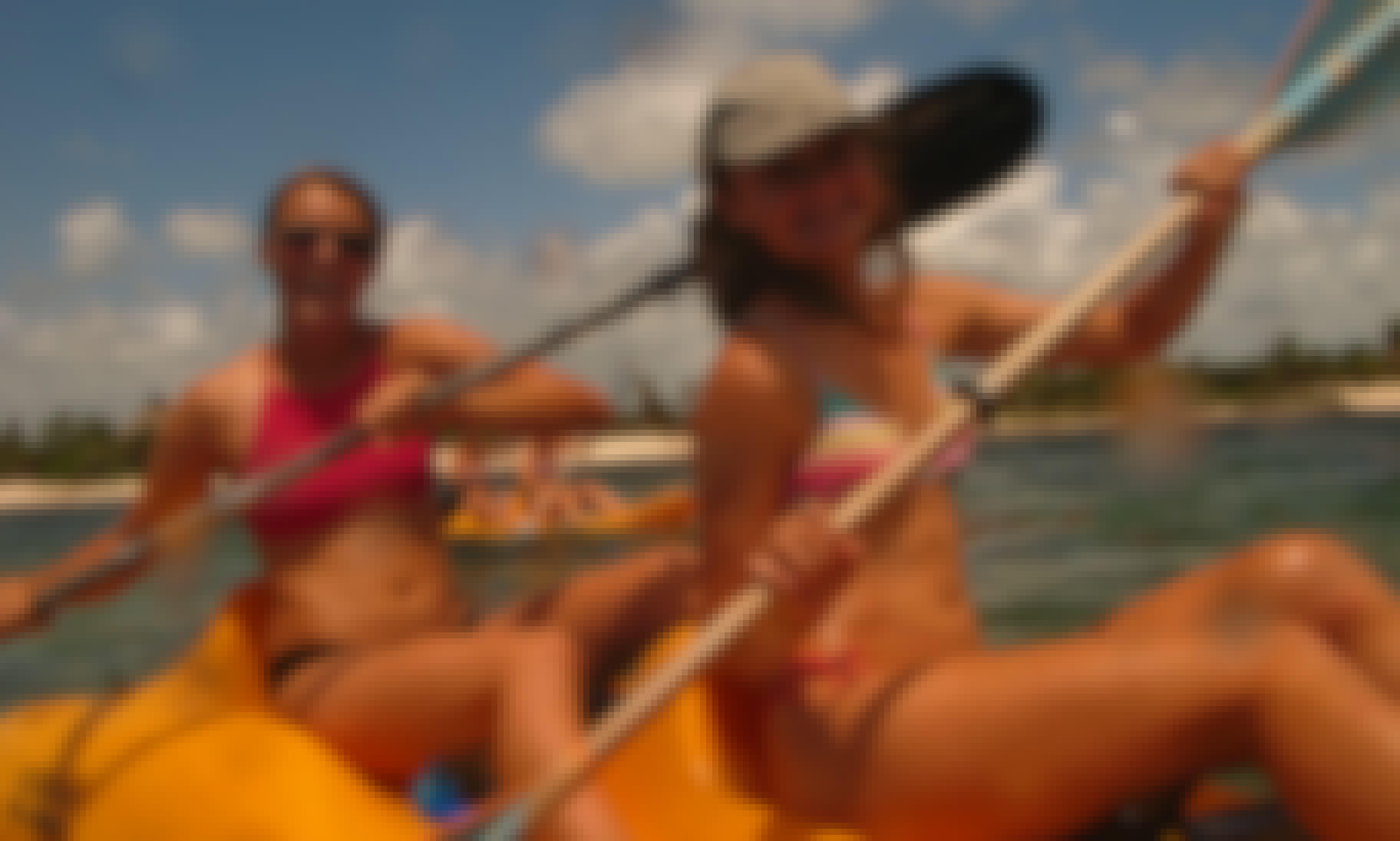 Kayaking & Snorkeling Adventure in Tulum