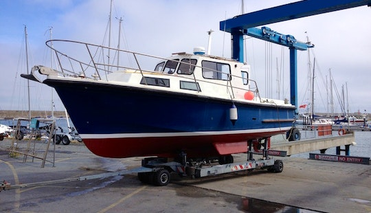 Captained Charters On A Mitchell 31 From Dublin Bay, Ireland