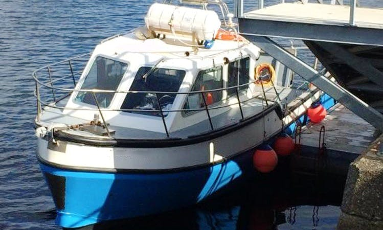 Enjoy Sightseeing boat trips in County Donegal, Ireland