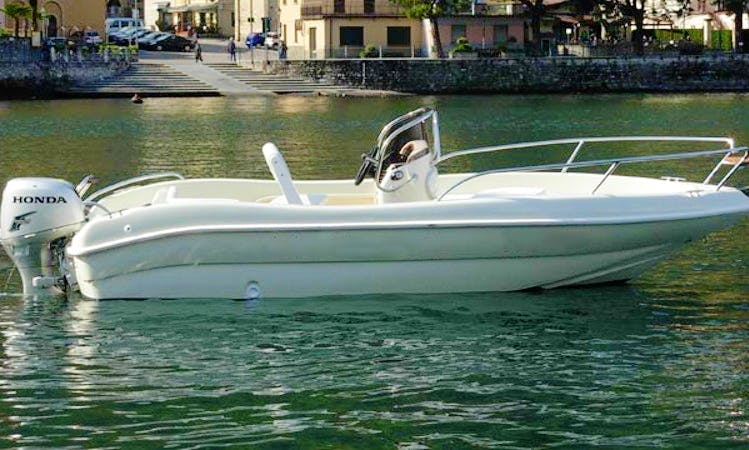 Rent a Center Console in Lenno, Italy