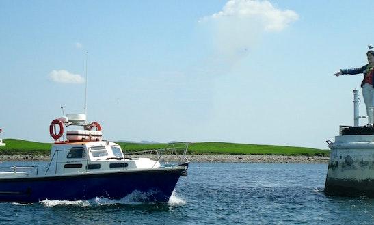 Passenger Boat Charter In Rosses Point