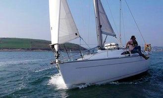'Desert Star' Sailing Yacht Charter & Courses in Dublin