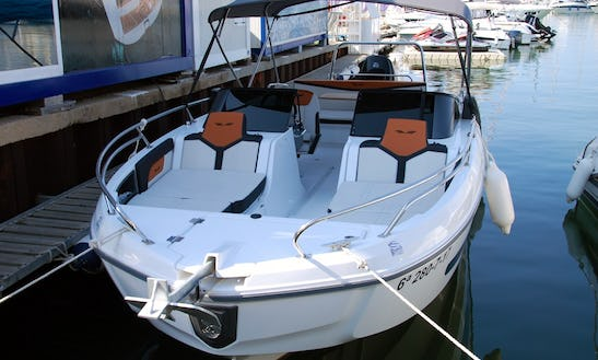 Rent The Beneteau Flyer 7.7 Sportdeck 2017 In Cambrils