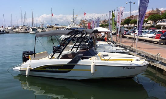 Enjoy The Brandnew Flyer 6.6 Sportdeck In Cambrils, Spain