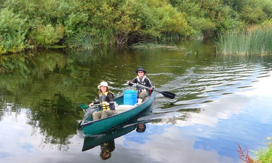 Canoe For Hire In Dublin