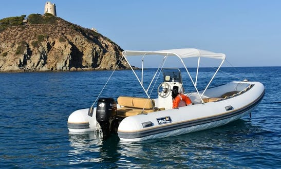 Charter Bwa Rigid Inflatable Boat In Sardegna, Italy