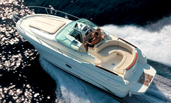 Rent 28' Jeanneau Leader Motor Yacht In Salerno, Italy