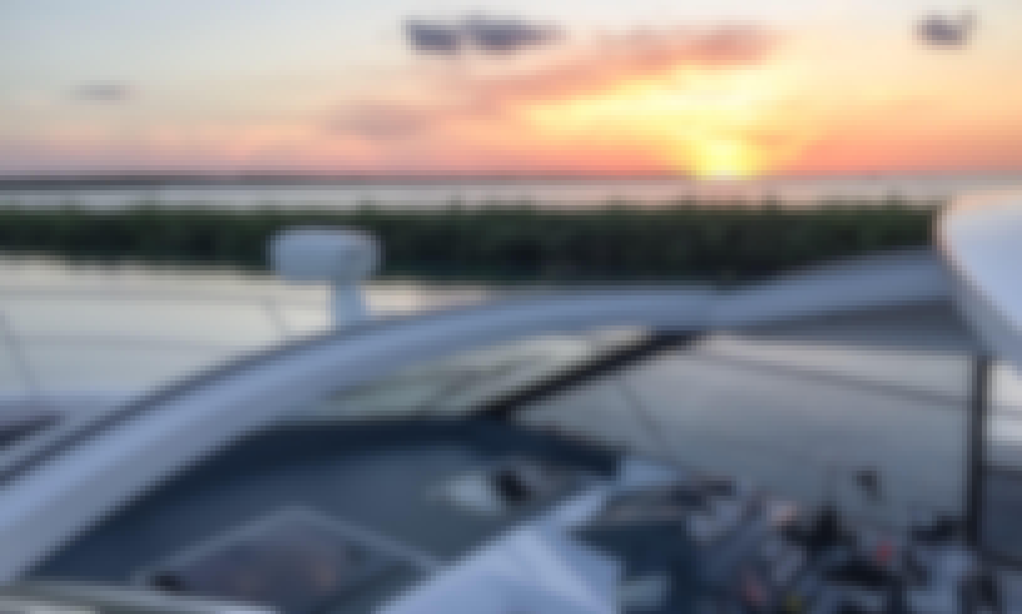 44' European Motor Yacht rental in Ft Lauderdale