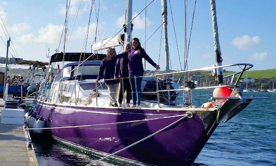 Charter 66' Cruising Monohull In Plymouth, England