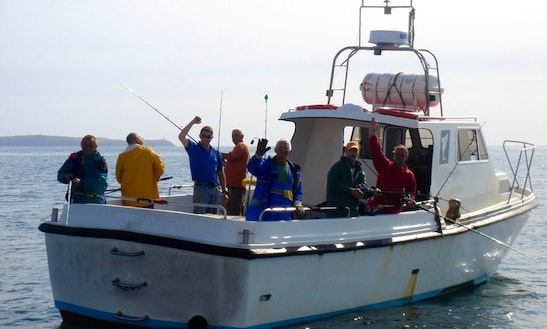 Fishing Boat Hire In Courtmacsherry