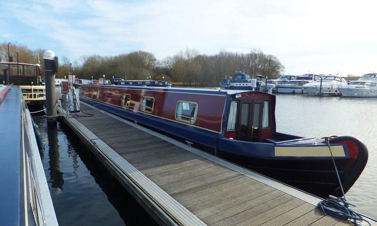"Charter 69ft ""Gema"" Narrow Boat in Reading, United Kingdom"