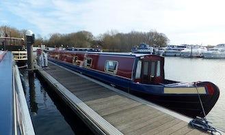 "Charter 69ft ""Gema"" Narrow Boat in Reading, United Kingdom"