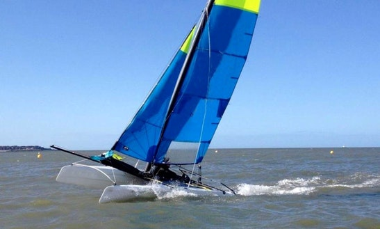 Beach Catamaran Rental In Colwyn Bay