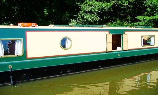 'michigan' Canal Boat Hire In Fazeley