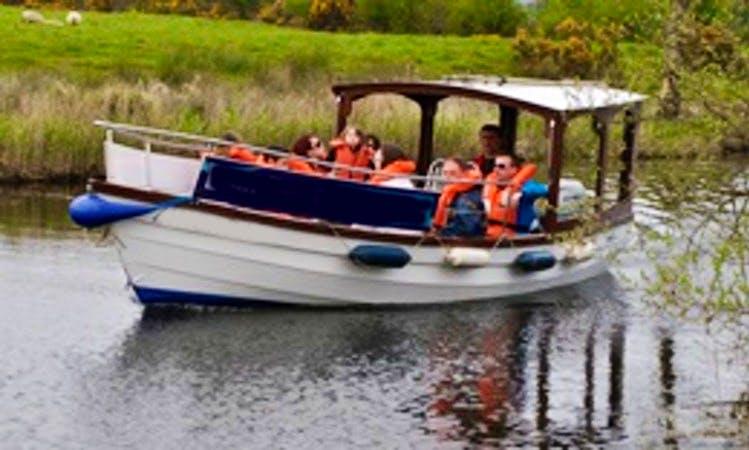 Passenger Boat Fishing Charter in Roscommon, Ireland