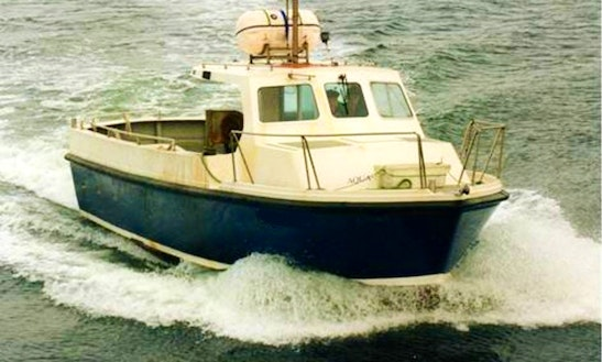 33' Fishing Trip Charter From Rosses Point