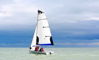 Hire this Venture Sail Boat in Colwyn Bay