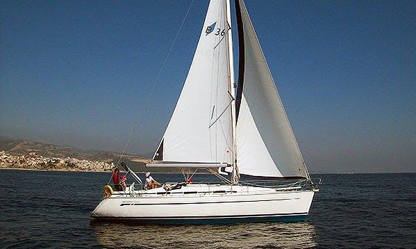Charter 36' S/Y Aegli Bavaria Cruising Monohull in Kavala, Greece