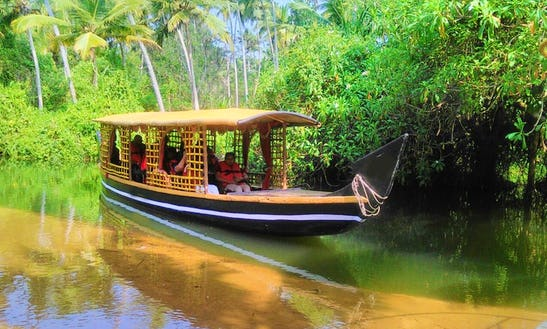 Tours On A Traditional Boat From Poovar