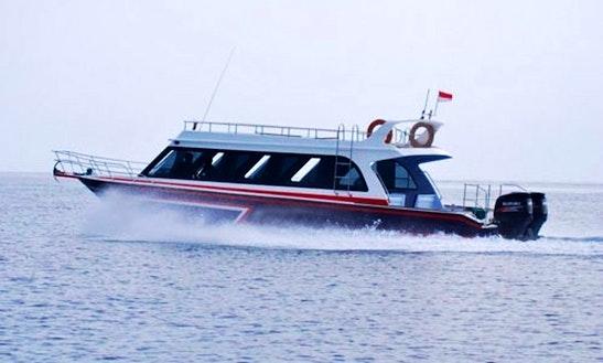 Passenger Boat From Bali To Lembongan Island